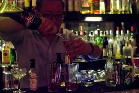 Jonny Yumol at Bar Du Mon Ami