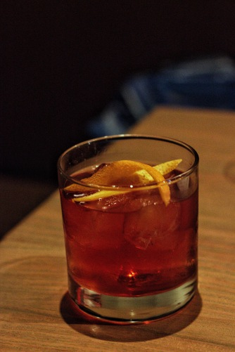 Negroni at the Last Word